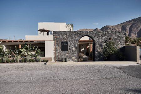 Istoria Beach Hotel Santorini 52