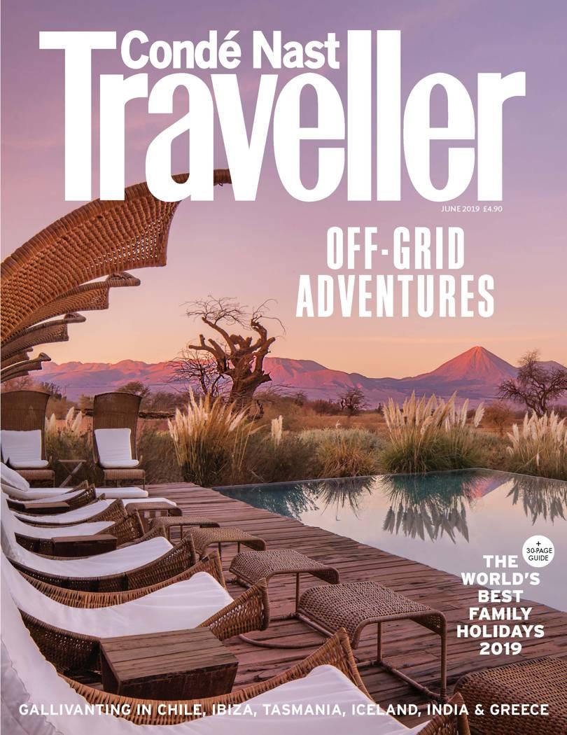 Condé Nast Traveller – June 2019