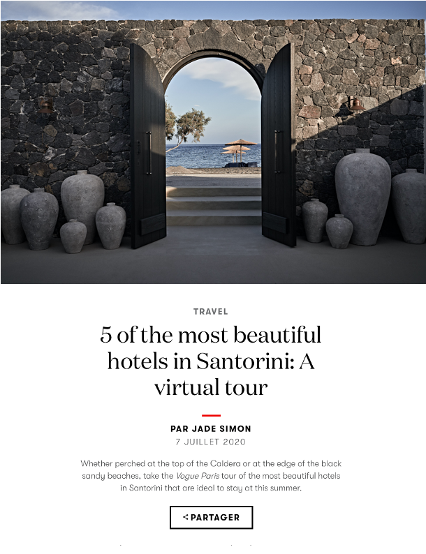 Vogue.fr – July 2020