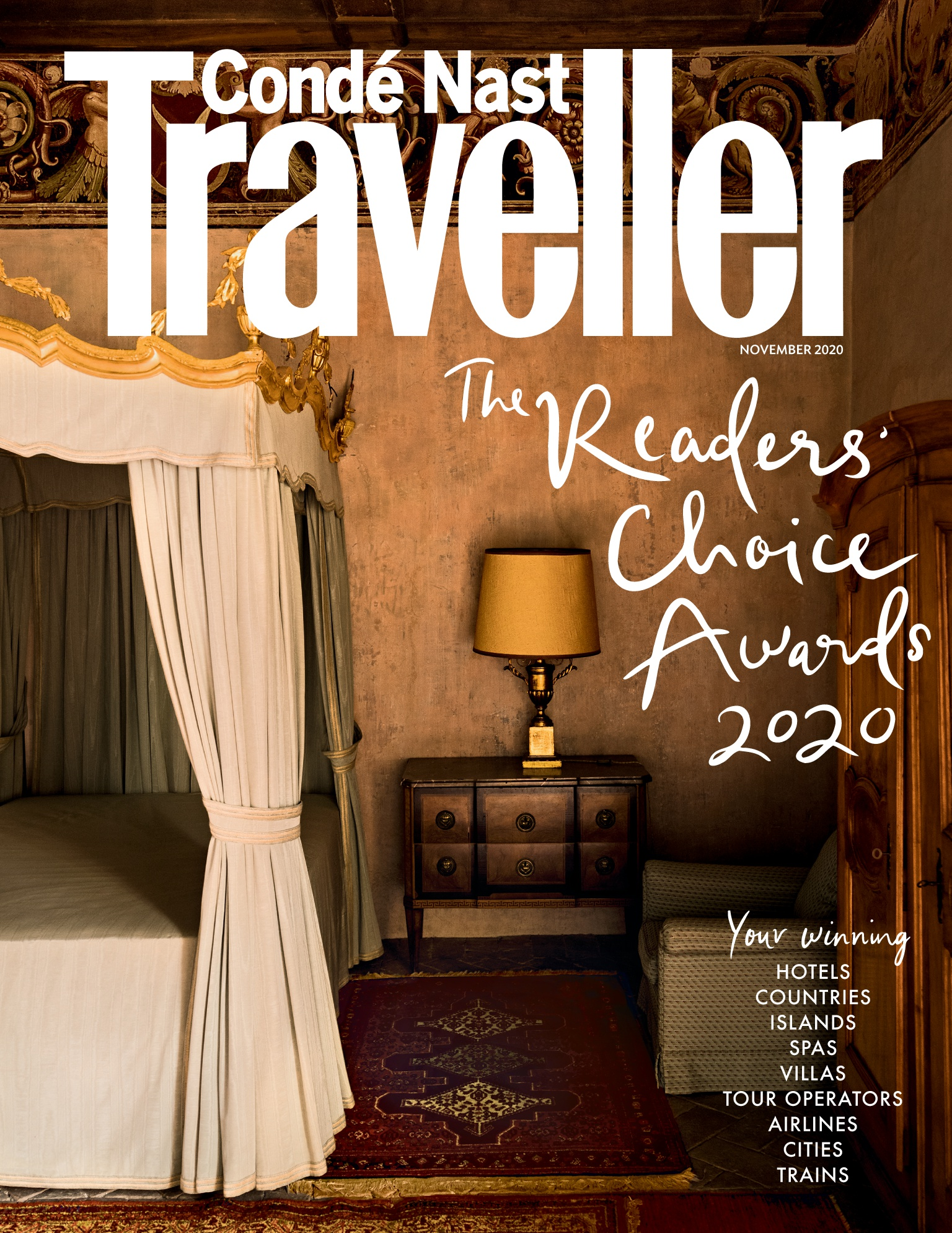 Condé Nast Traveller – October 2020